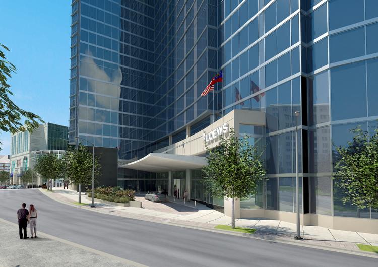 Thousands Ly For Loews Atlanta Hotel Jobs