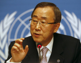 The United Nations call for calm in Turkey