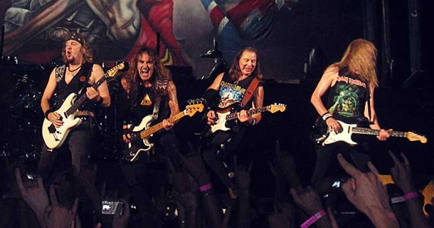 Iron Maiden will have a Concert on July 22 in Plovdiv