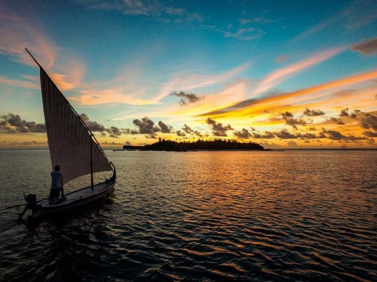 Indian Ocean Sunsets! The Best In The World?