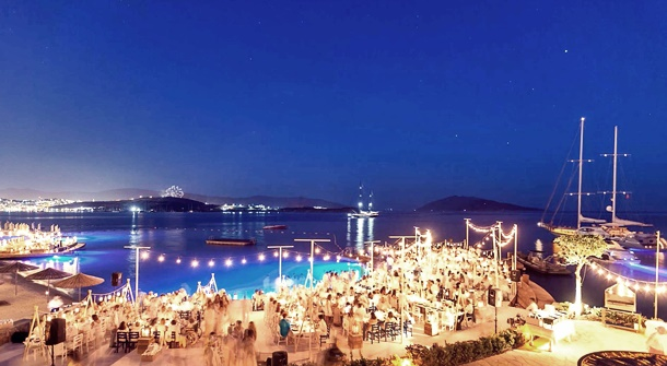Tie the knot in the blissful Bodrum beside the turquoise Aegean Sea