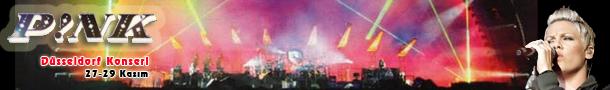Pink Düsseldorf Konseri