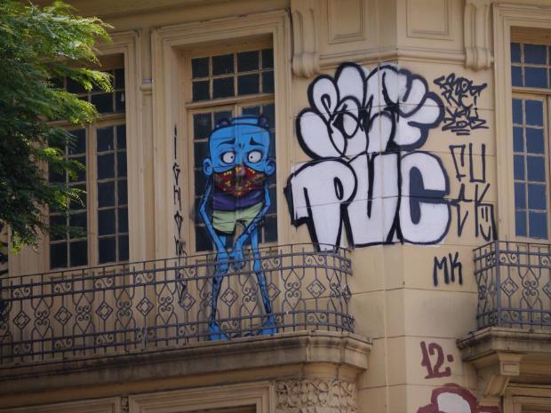 Sao Paulo sokakları konuşuyor!