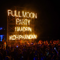 UzakDoğu'nun En Ünlü Partisi Full Moon Party