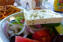Symi Adası Yemek
