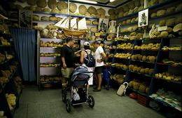 Symi Adası Alışveriş