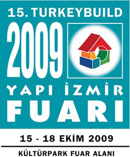 15. Uluslararası YAPI/TURKEYBUILD 2009 İzmir Fuarı