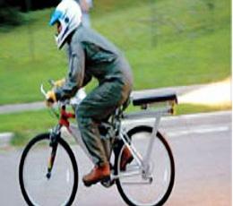 Bisikletçiler turizm için yarıştı