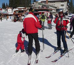 İsviçre'nin Kayak Cennetine Gidiyoruz