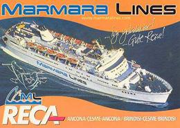 İtalya-Türkiye arası feribot seferleri sezonun ilk açılışını yaptı