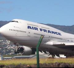 Fransız havayollarına ait uçağın düştüğü alan tespit edildi