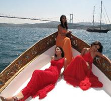 Hintli güzeller ile Türkiye tanıtımı