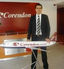 "Corendon Turizm'den ""Rijkaard"" uçağı"