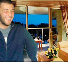 5 yıldızlı otelde balkon faciası şok yarattı