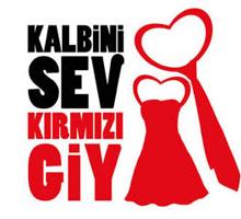 Kalbini Sev Kırmızı Giy Kampanyası