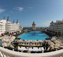 Marden Palace Türkiye'nin en lüx oteli seçildi