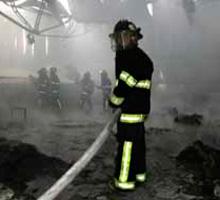 Marmaris'te otel yangını