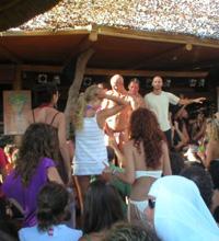 Mykonos Adası Eğlence
