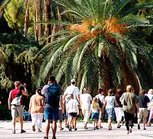 Okulların tatile girmesiyle iç turizm canlandı