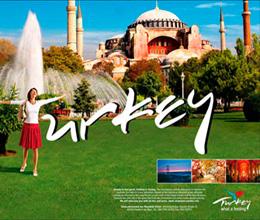 Travel Age West' dergisinden Türkiye'ye ödül