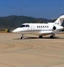 Gazipaşa Havaalanı trafiğe açıldı