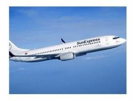 Sun Express uçuş sayılarını artırıyor