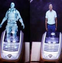 Artık 3D cep telefonları kullanılacak