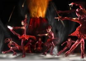 Cirque de Glace Türkiye'ye geliyor