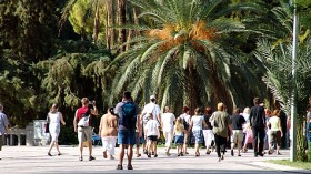 İsveç'ten Türkiye'ye Turist Trafiği
