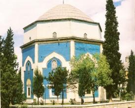 Bursa'nın simgesi Yeşil Türbe'nin restorasyonu bitti