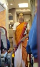 Air India havayolu'nda taciz skandalı