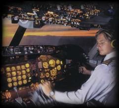 Pilotlar uzun çalışma saatlerini protesto ediyor
