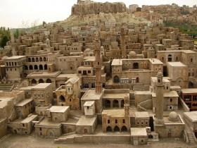 Mardin Taş evler