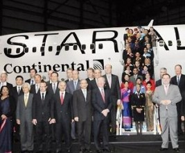 Continental Havayolları Star Alliance