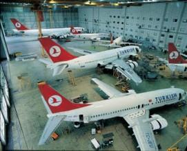 THY uçağı Johannesburg'a acil iniş yaptı