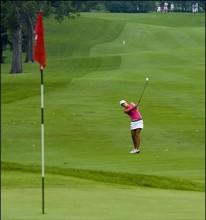 Antalya'da golf turizmi talepleri arttı