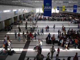 Antalya'ya 17 günde 80 bin turist geldi