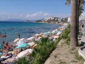 Aydın'a gelen turist sayısında artış var
