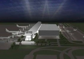 Bodrum Milas Yeni Terminal Binası