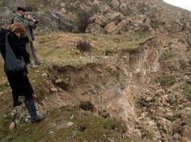 Malatya'da 2000 yıllık duvar ortaya çıktı