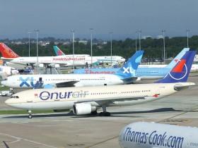 Onur Havayollarının uçuş yasağı kaldırıldı