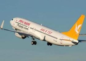 Pegasus Havayollarına 2 milyon TL ceza