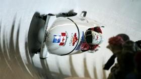 St Moritz kayak merkezi Bobsleigh Şampiynası ile coştu