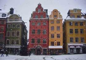 Stockholm Karlı