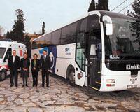 Havayolu ve otobüsçüler işbirliği yapacak