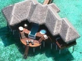 Huvafen Fushi Maldivler'de balayı