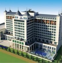 En büyük kongre oteli Nisan'da açılıyor