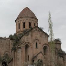 Öşvank Manastırı restore ediliyor