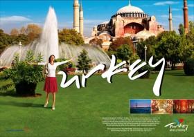 Türkiye Berlin Uluslararası Turizm Fuarı'nın konuğu