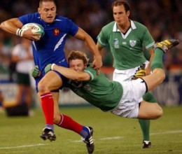 Rugby Kupası heyecanı Yeni Zelanda'da
